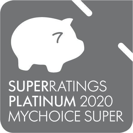 Super Ratings Platinum 2020 MyChoice Super