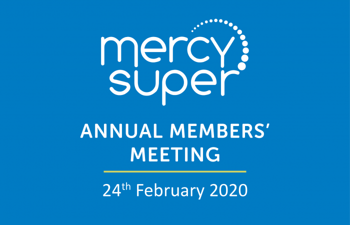 Annual Members' Meeting  – 24 Feb 2020