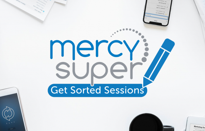 """Mercy Super invites you to take 30 minutes to """"Get Sorted"""""""
